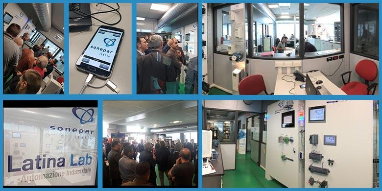 LatinaLab, il laboratorio interattivo Sonepar per l'industry 4.0