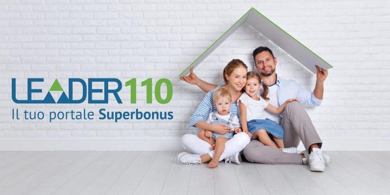 Superbonus: nasce Leader110, il portale al servizio dei professionisti