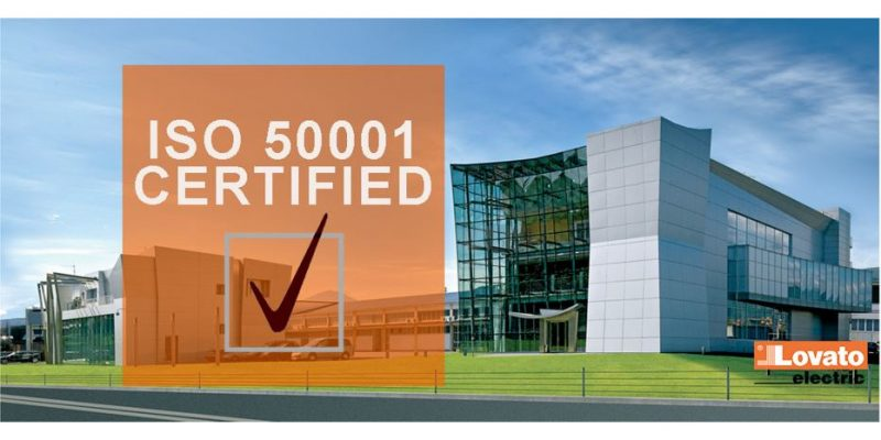 L'impegno di Lovato Electric viene premiato: ottenuta la certificazione ISO 50001