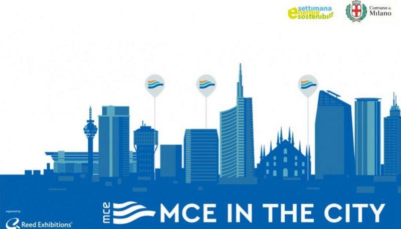 Vortice promuove la sostenibilità ambientale, sponsorizzando a Milano MCE IN THE CITY