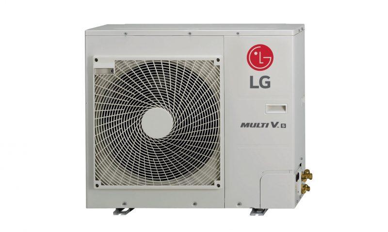 Multi V S LG Electronics, la prima soluzione a portata di refrigerante variabile