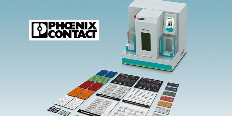 Marcatore laser ad alta efficienza Phoenix Contact
