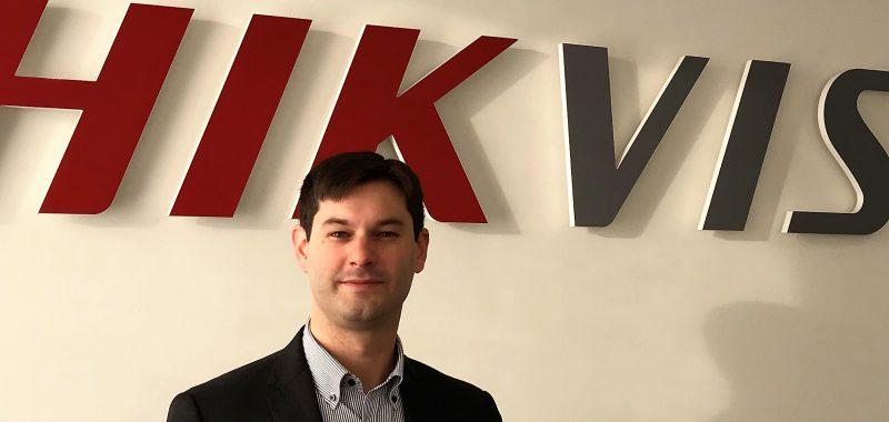 Marco Anselmi nuovo Area Sales Manager Lazio e Abruzzo Hikvision Italy