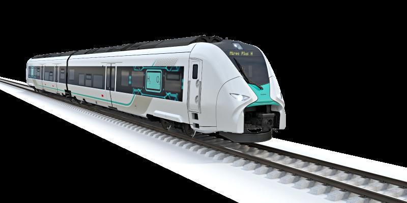 Siemens Energy e Siemens Mobility, insieme verso la mobilità all'idrogeno