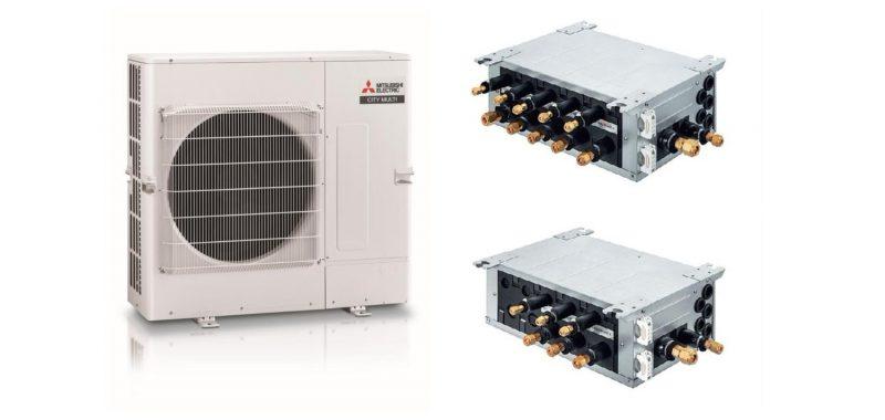 Climatizzazione ecosostenibile: Linea Small Y Compact–Pumy-Sp di Mitsubishi Electric