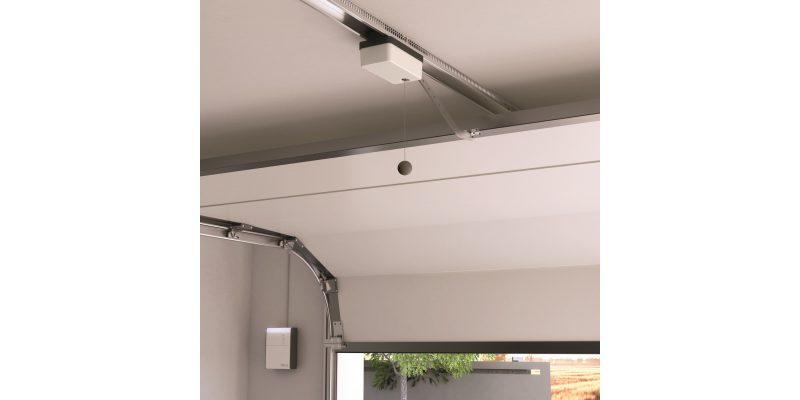Nice Spyrail, l'automazione per il garage sicura, silenziosa e intelligente