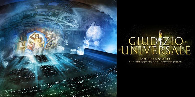 Osram partner ufficiale dello spettacolo multimediale Giudizio Universale