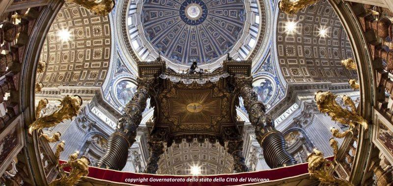 I Led Osram illuminano la Basilica di San Pietro