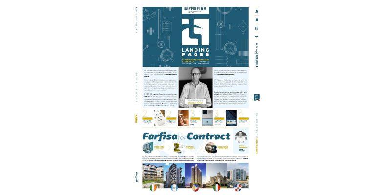 È online il secondo numero di Landing Pages, il magazine Farfisa