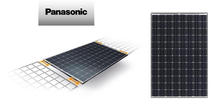 Il modulo fotovoltaico PANASONIC HIT N330 si rifà il trucco