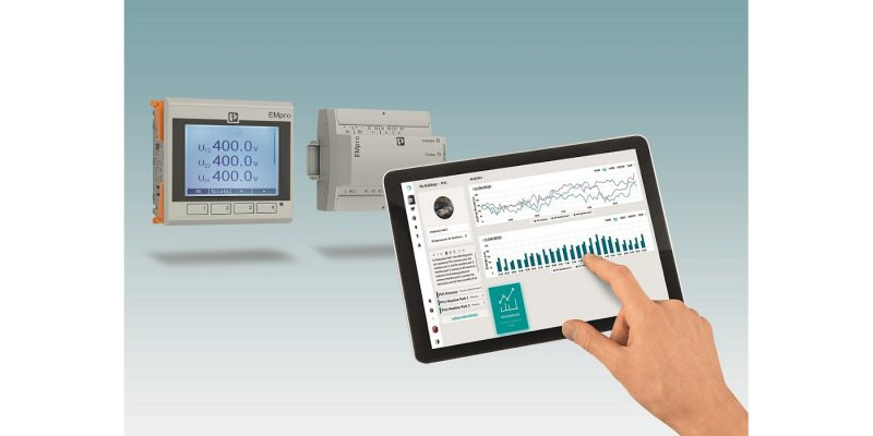 Nuovi dispositivi per la misurazione dell'energia EMpro da Phoenix Contact