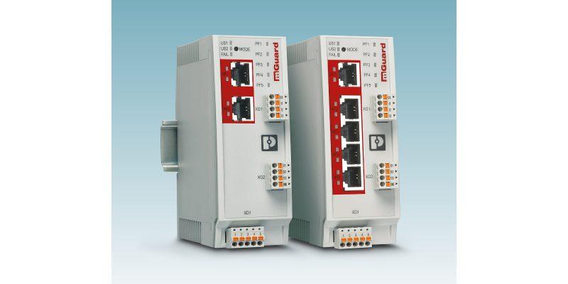 Router di sicurezza Phoenix Contact: la protezione per reti industriali