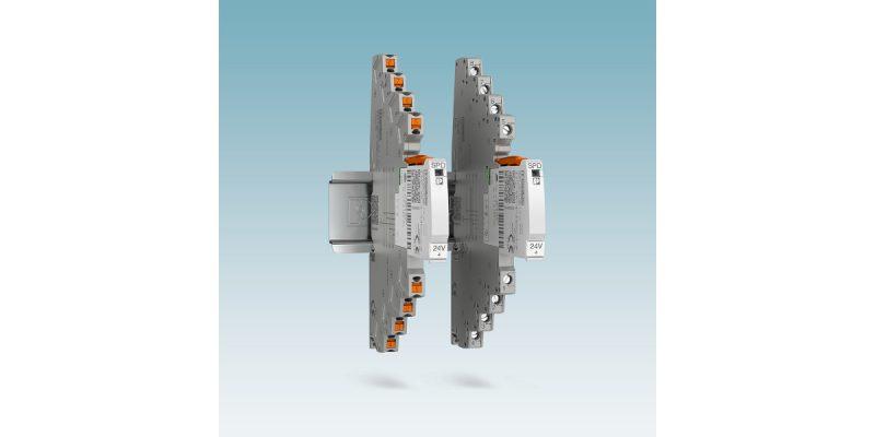 TTC-6P-4: la protezione per misurazioni sensibili da Phoenix Contact
