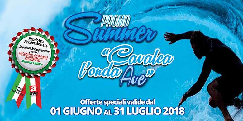 """Promo Summer """"Cavalca l'onda AVE"""", un mare di promozioni"""