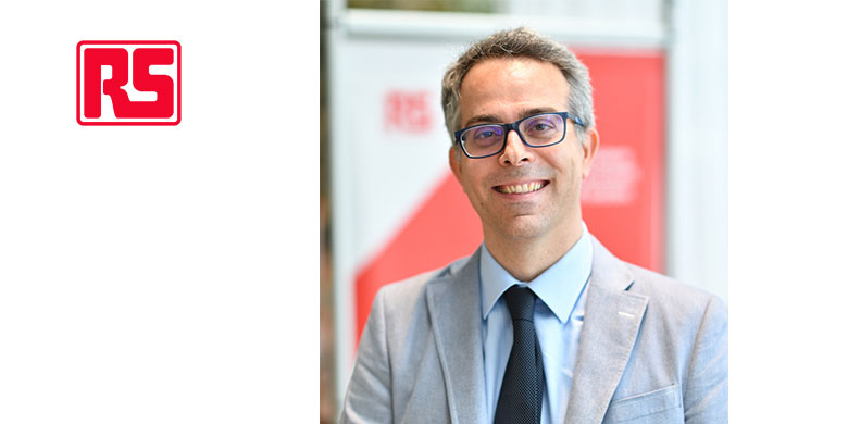RS Components nomina Diego Comella Country Manager per l'Italia
