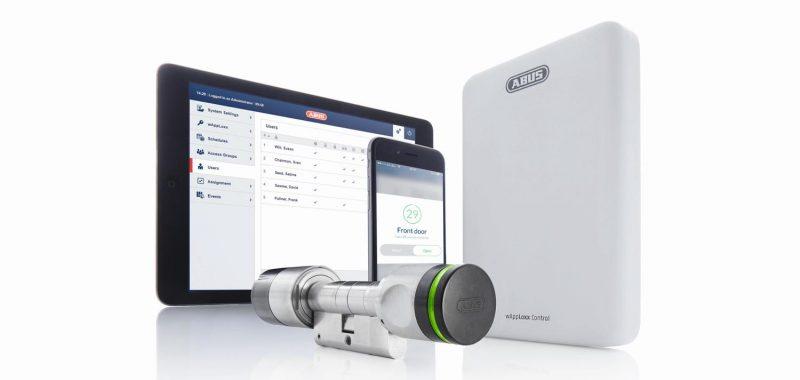 Controllo accessi IoT? Abus wAppLoxx di RS Components