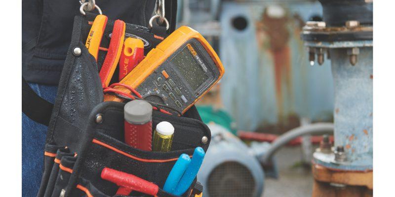 RS Components presenta il multimetro digitale industriale Fluke 87V MAX