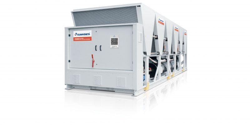 Comfort ecosostenibile con i refrigeratori condensati di Mitsubishi Electric