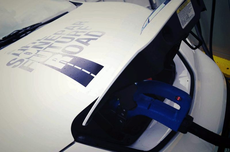 Sonepar Future Road, auto elettriche girano l'Italia