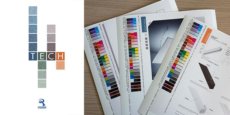 Rossini Illuminazione presenta il nuovo Catalogo TECH