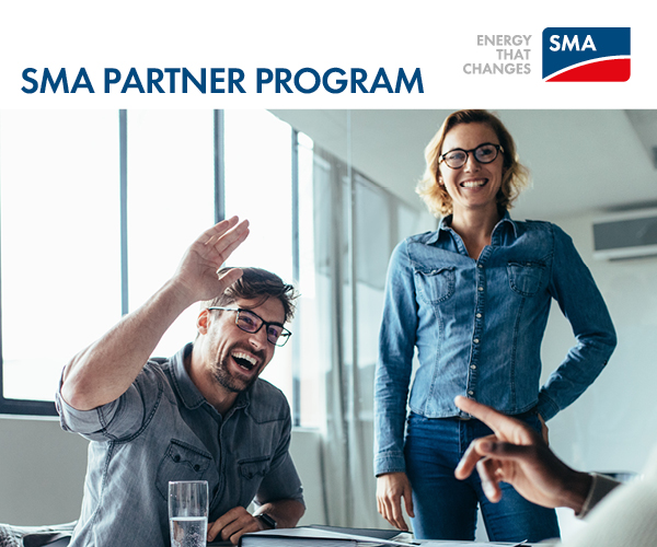 Sma Partner Program premia gli installatori