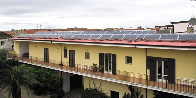 L'azienda Agricola Modafferi sceglie la soluzione fotovoltaica SMA