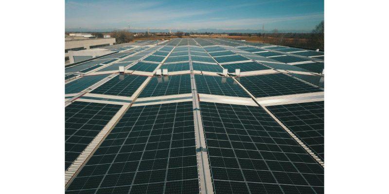 Acciaieria Arvedi fa il bis e aggiunge un nuovo impianto fotovoltaico