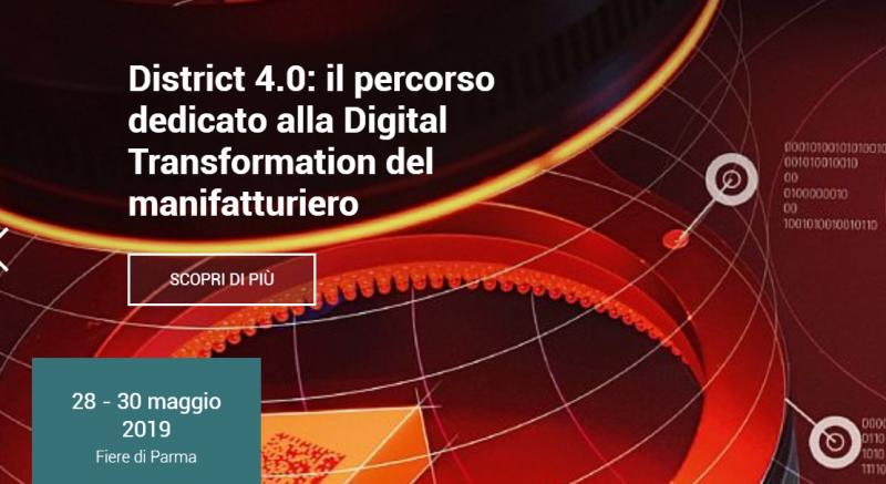A Parma la fiera per l'industria intelligente SPS Italia