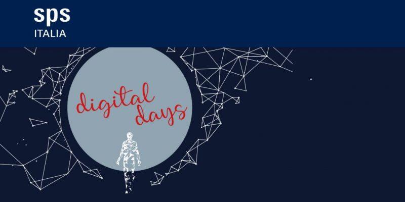 SPS Italia: nascono i Digital Days in attesa del ritorno in fiera nel 2021