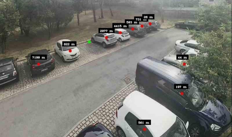 Smart Parking Reverberi: il sistema di monitoraggio parcheggi