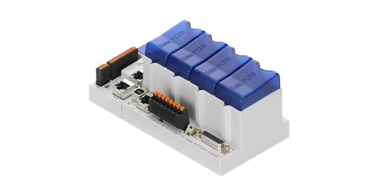 Controllore Saia PCD3.M6893 IEC affidabile e sicuro