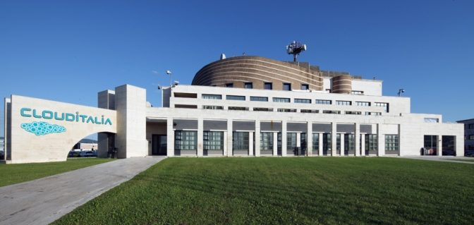 Gli UPS Vertiv per i data center di Clouditalia Telecomunicazioni