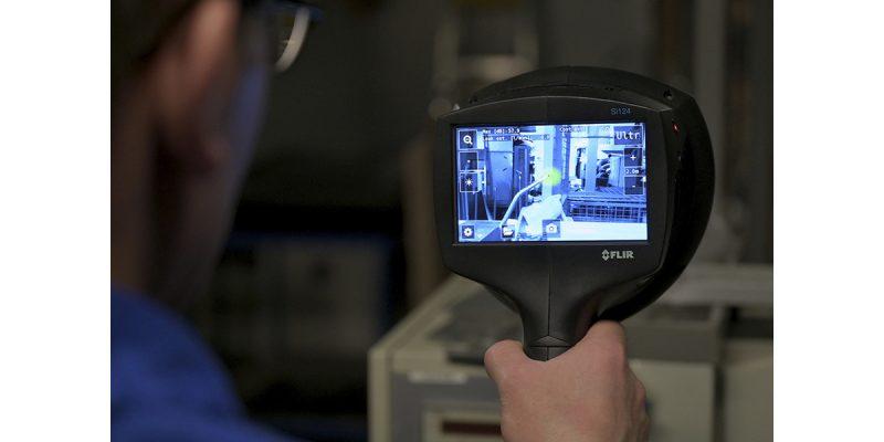 Telecamera a ultrasuoni Si124: ora disponibile in tutto il mondo