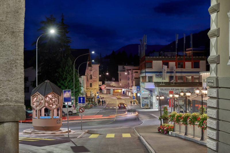 Signify a Davos per favorire il passaggio all'illuminazione LED