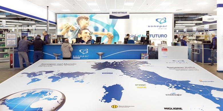 Sonepar Italia acquisisce i punti vendita EDIF in Puglia