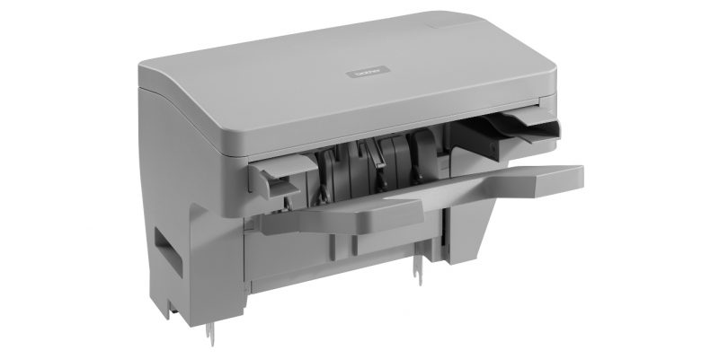 Pinzatrice automatica Brother: l'accessorio salvaspazio per l'ufficio