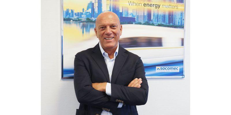 Nomine ai vertici di Socomec: Stefano Costa nuovo Presidente e AD