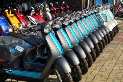 La mobilità elettrica è il futuro anche per il mercato del motociclo