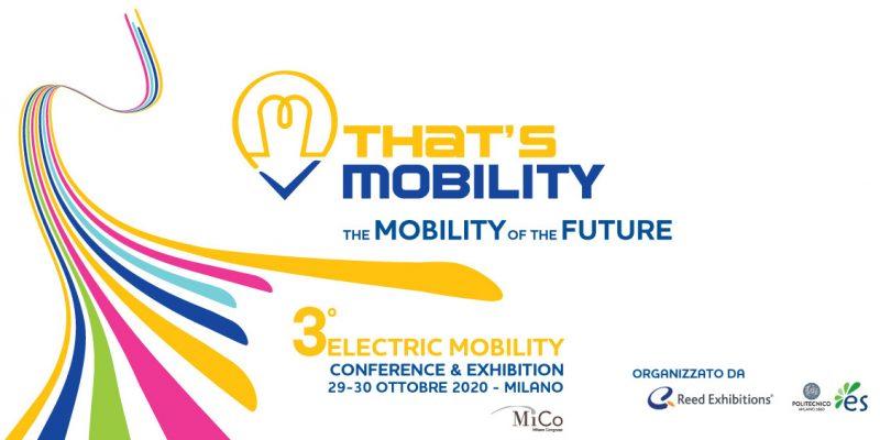 That's Mobility 2020 punta all'internazionalità