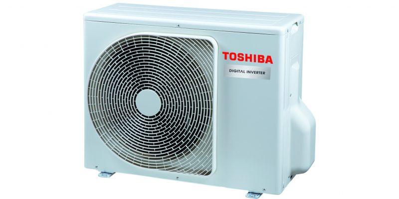 Si amplia la serie Digital Inverter della famiglia Light Commercial di Toshiba