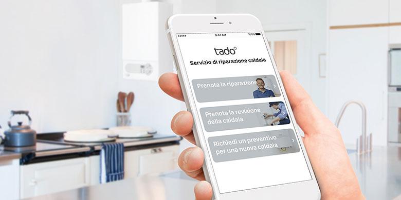 tado° Club installatori: accesso facile e gratuito a nuovi potenziali clienti