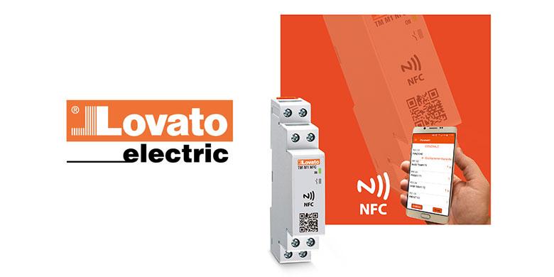 TMM1, il nuovo temporizzatore LOVATO Electric con tecnologia NFC