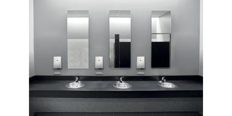Mani pulite e igienizzate con i dispenser S&G di Vortice