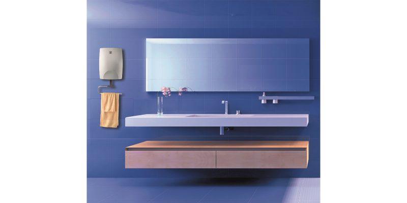 Temperatura ottimale in bagno grazie a Microcomfort di Vortice
