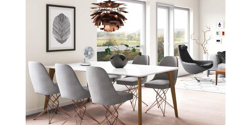 Nordik Mio di Vortice, il ventilatore da tavolo piccolo, pratico e silenzioso