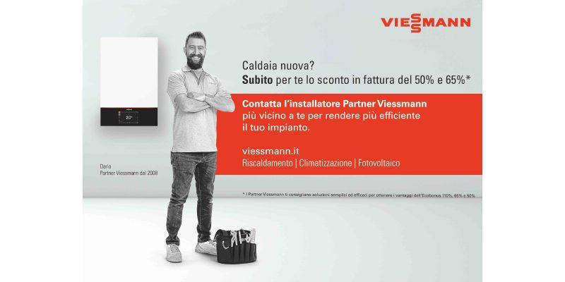 Ecobonus: con Viessmann investire nell'efficienza energetica oggi conviene