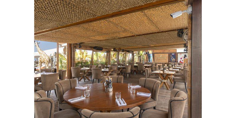 Al Twiga Beach Club la sicurezza è firmata Vimar con Elvox TVCC