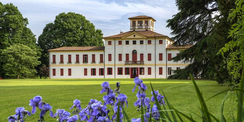 Villa Gallarati Scotti, grazie a Vimar torna al suo antico splendore