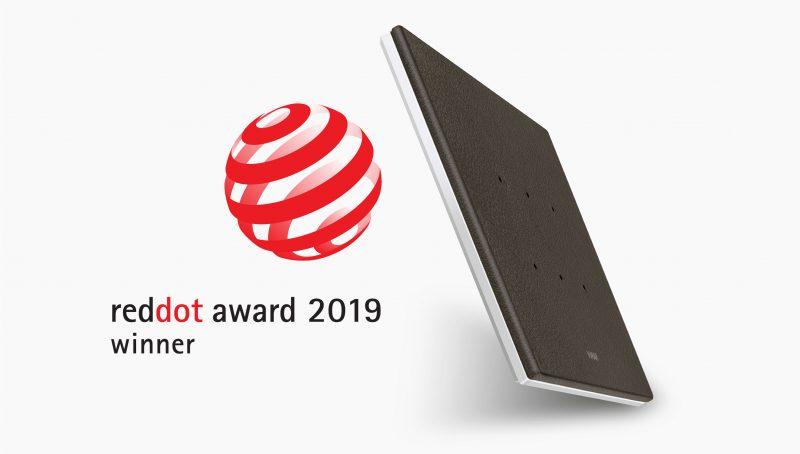Vimar premiata con il Red Dot Award 2019