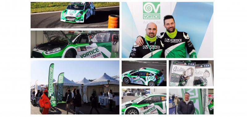 Un Vortice di emozioni al Monza Rally Show 2017